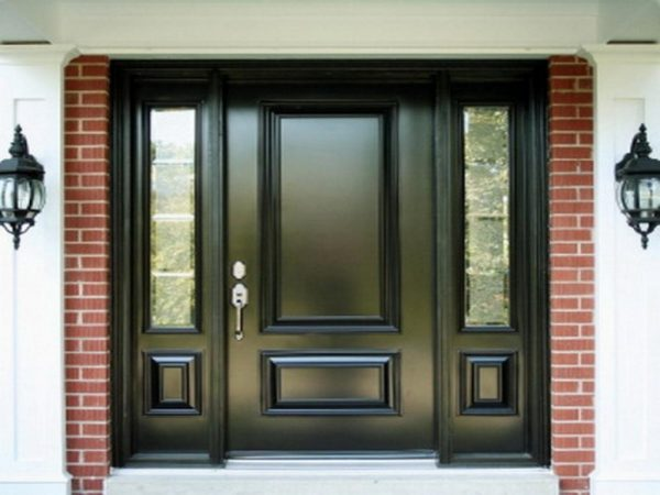 Top Modern Front Double Door Designs For Houses Double Entry Medium