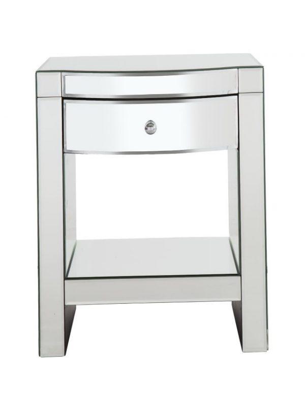 Antique Mirror Bedside Tablehome Design Ideas Medium