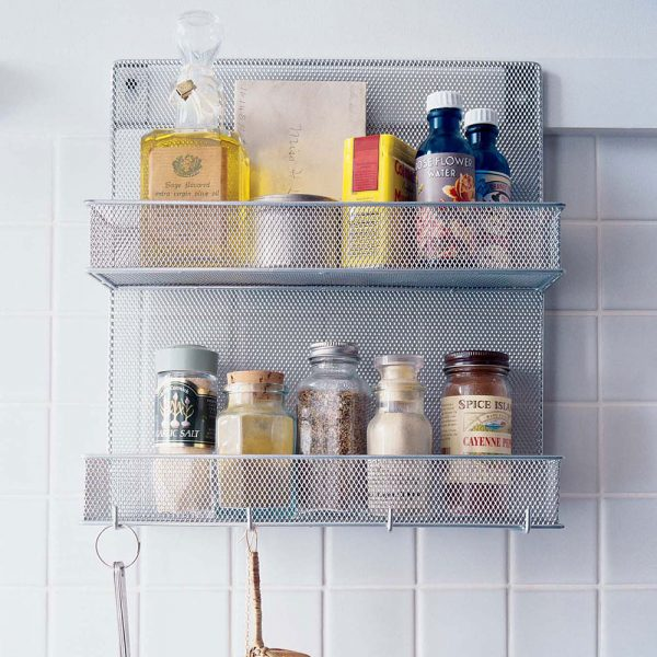 Best Ideas About Wire Wall Racks TheyDesignnet Medium