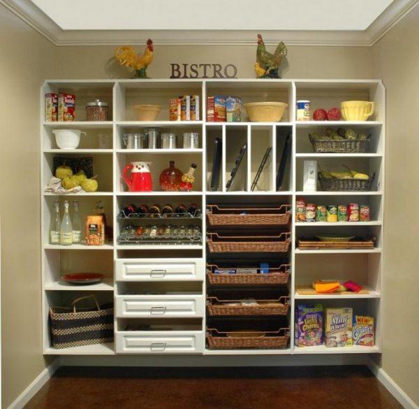 Best Kitchen Pantry Ideas To Create Well Managed Kitchen At Medium