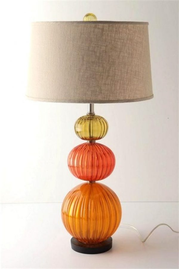 Bore Burnt Orange Lamp Shade Tagsorange Table Lamp Mustard Medium