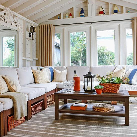Browse 50 Most Elegant Sunroom Furniture Designs Medium