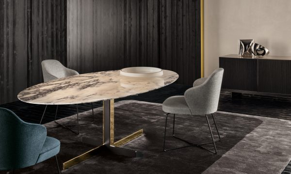 CATLIN DINING Dining Tables From MinottiArchitonic Medium