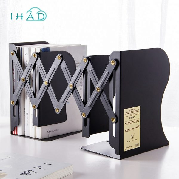 Collection Retractable Book Stand Book Holder For Office Student Book Medium