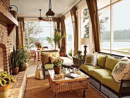 Collection Sunroom Decorating Ideas 11 Gorgeous Rooms Medium