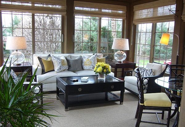 Example Of A Choosing Sunroom Furniture To Match Your Design Style Medium