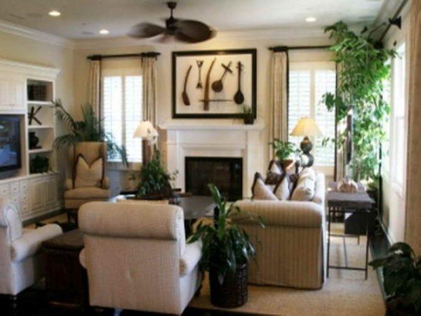 Example Of A Furniturefurniture Arrangement In Small Living Room Medium