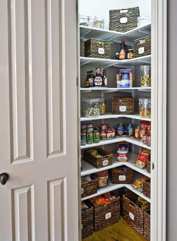 Explore Kitchenbeautiful And Space Saving Kitchen Pantry Ideas Medium