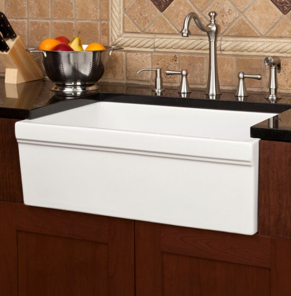 Explore Porcelain Kitchen Sinks Kitchen Sinks Top Mount White