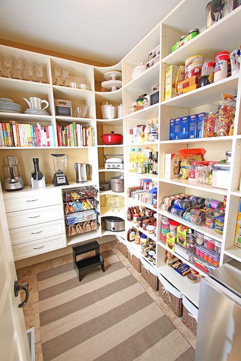 Get 47 Cool Kitchen Pantry Design Ideas Shelterness Medium