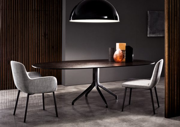 Incorporated Products Dining Tables Minotti Combined With White Chair Medium