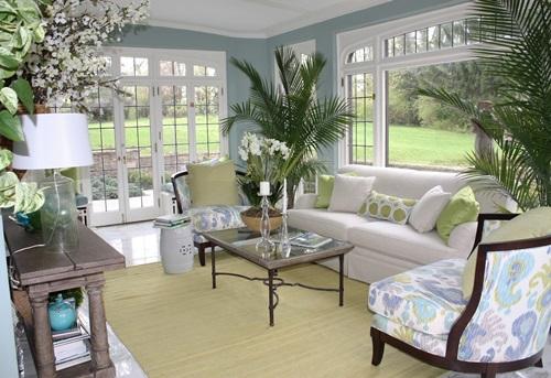 Innovative Fabulous Sunroom Decorating Ideas Interior Design Medium