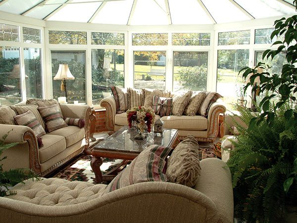 innovative the different options that are available for sunroom medium