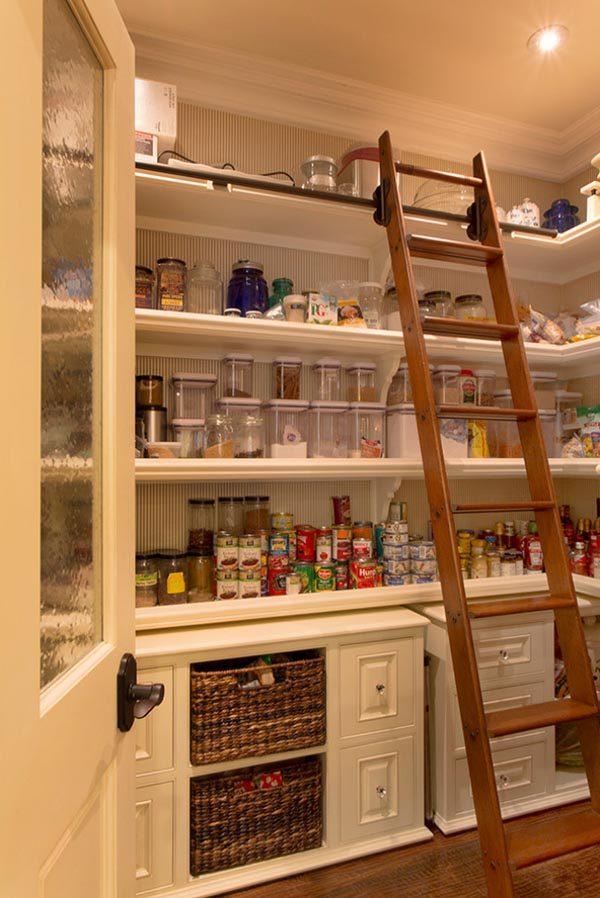 Inspiration 53 Mindblowing Kitchen Pantry Design Ideas Medium
