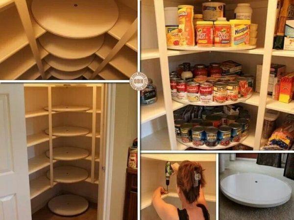 Inspiration Small Pantry Shelving Ideassmall Kitchen Pantry Ideas Medium