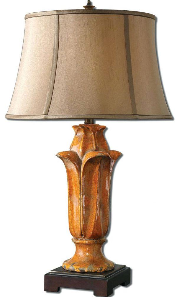 Inspirational Burnt Orange Lamp Shade Tagsorange Table Lamp Country Medium