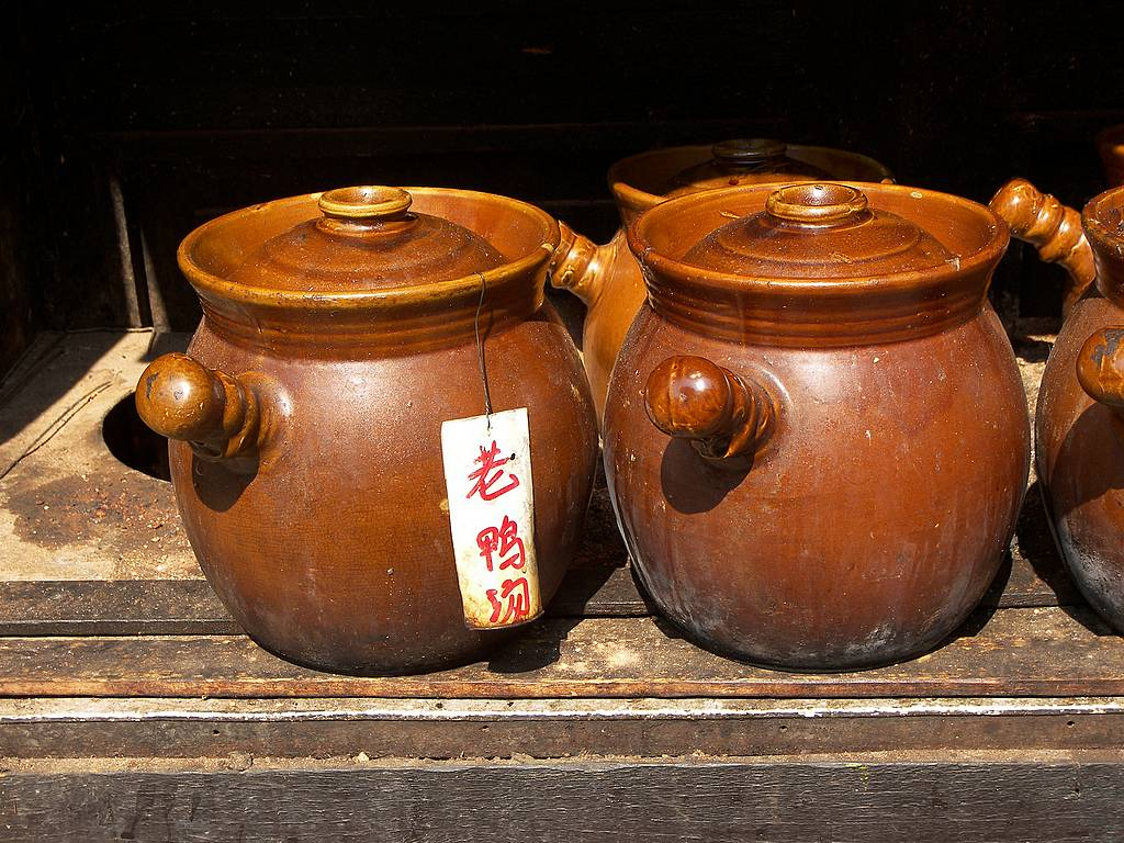 is the art of preparation of chinese herbs lost in