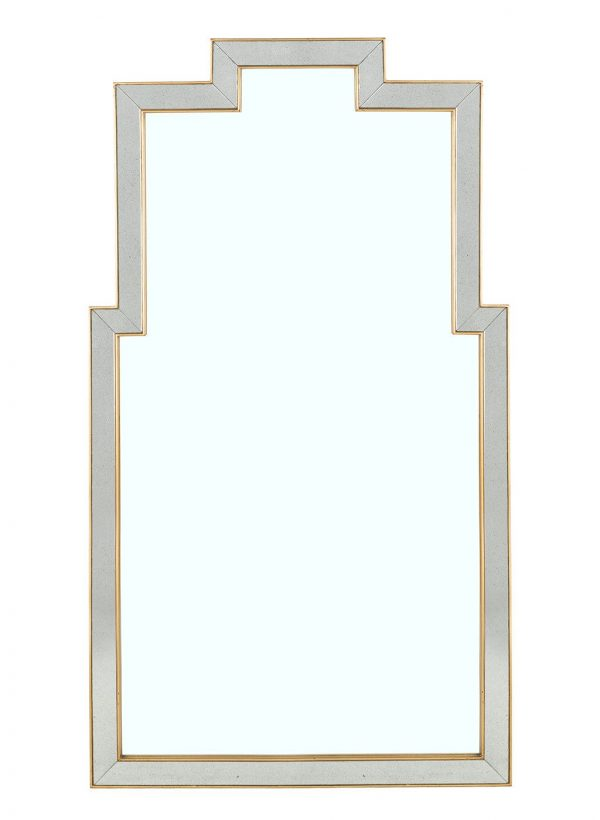 Looking Lillian August For Hickory White Accessories Athena Mirror Medium