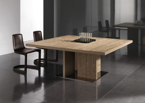 Natural Wood Incorporated Products Dining Tables Minotti Medium