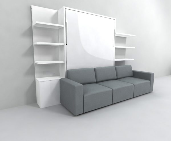 Our Favorite Clean Murphysofa Sectional Wall Bedexpand Furniture Medium