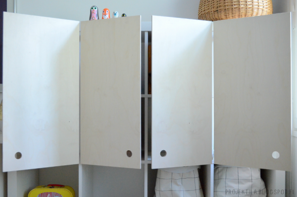 Our Favorite Diy Plywood Doors For Ikea Expedit Shelf Ikea Hackers Medium