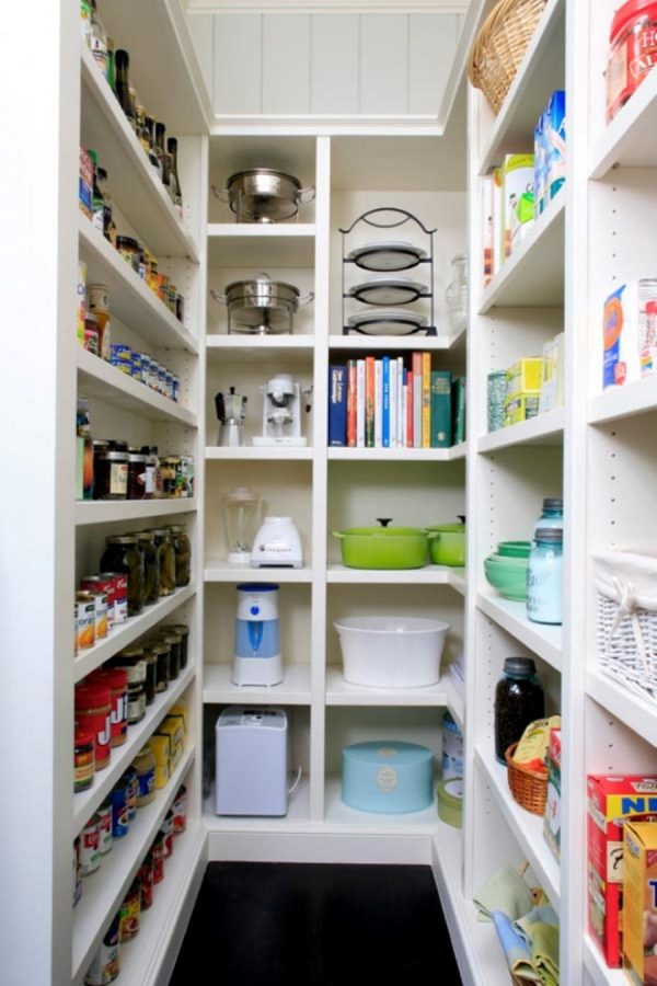Perfect 15 Kitchen Pantry Ideas With Form And Function Medium