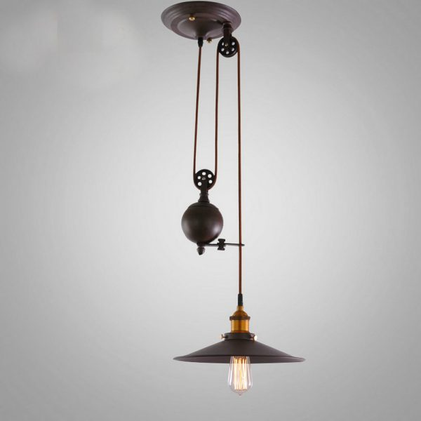 Popular Pulley Pendant Lightbuy Cheap Pulley Pendant Medium
