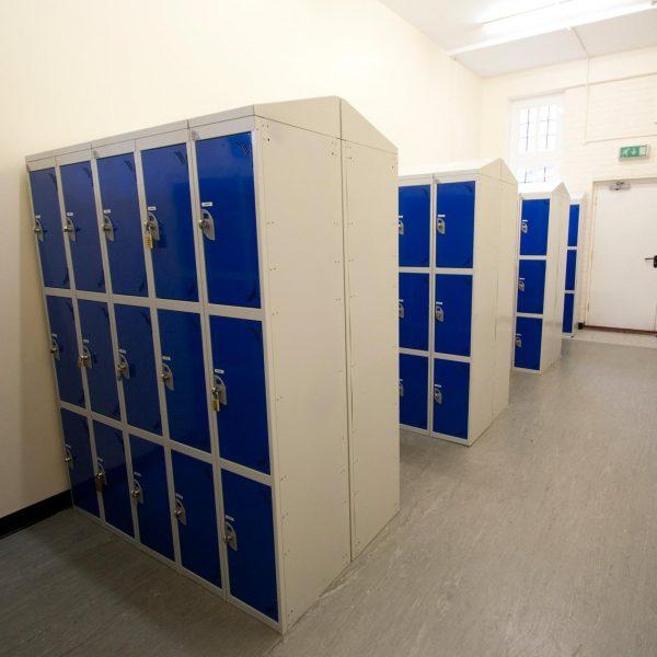 Popular Steel Student Lockers School Lockersaction Storage Medium