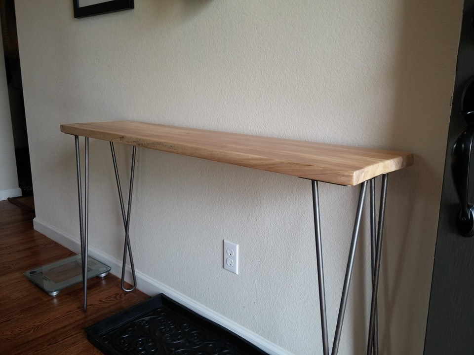 popular tall entryway table legs  home designspectacular tall