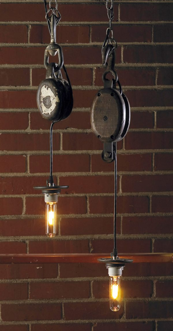 Restoring Style Rs Industrial Chic Lighting Medium