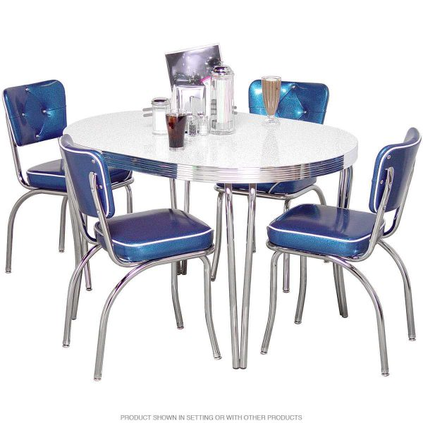 Search Unique Design Kitchen Dinette Sets Is Diner Style Tufted Medium