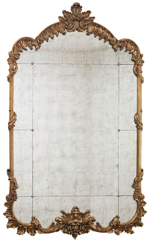 Style Lillian August For Hickory White Accessories Hyde Mirror Medium