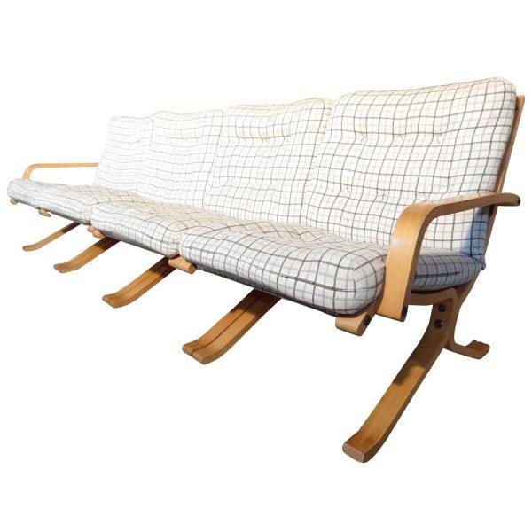 Style Midcentury Modern 1960 Retro Danish Ingmar Relling Siesta Medium