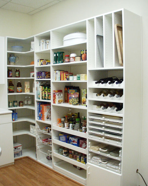 Top 47 Cool Kitchen Pantry Design Ideas Shelterness Medium
