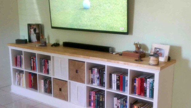 we share builtin expedit entertainment center ikea hackers