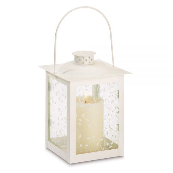 Wholesale Large Ivory Color Glass Lantern Buy Wholesale Medium