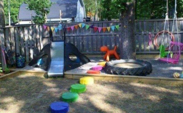 Bore 13 Backyards Designed For Entertaining Kids Spaceships Medium