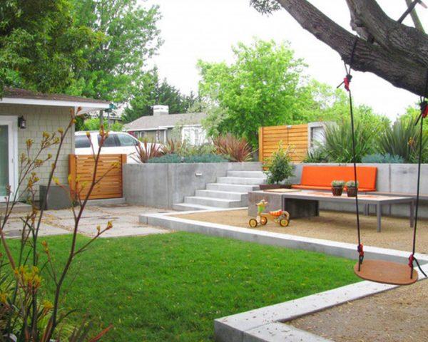 Creative Gallery Of Garden Ideas For Kids Or Children Interior Medium
