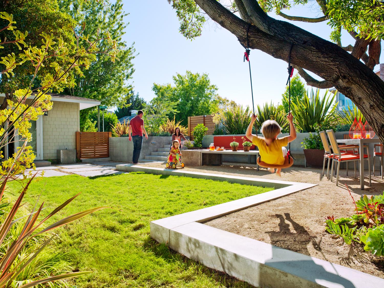 fresh awesome backyard ideas for kids sunset magazine