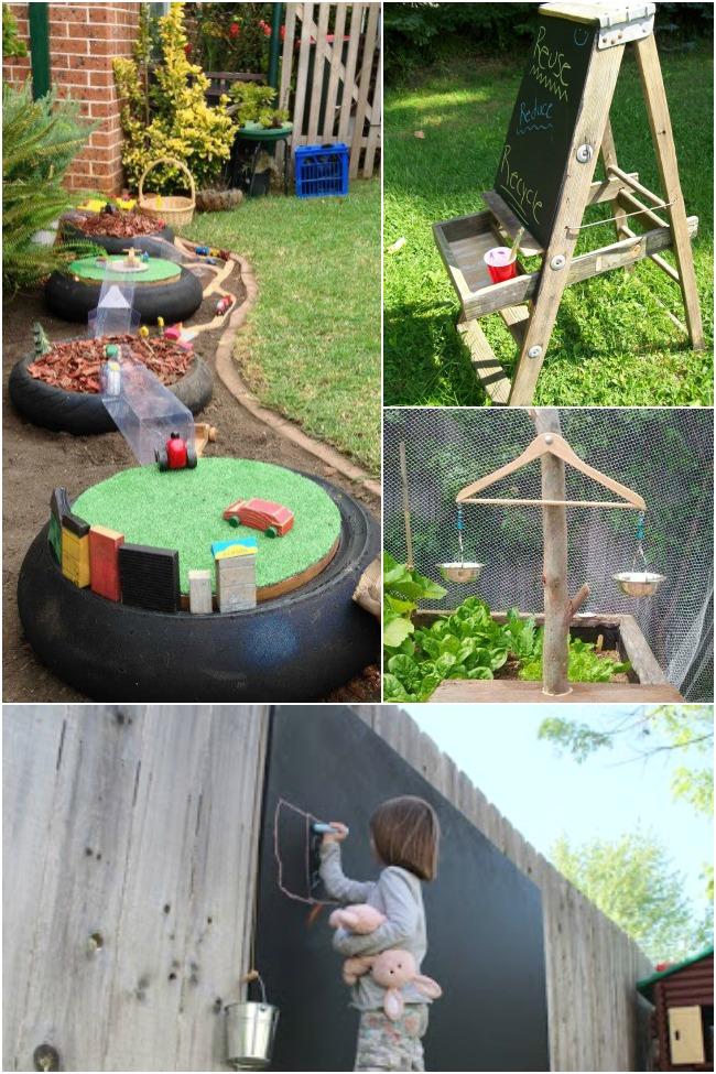 inspirational diy backyard ideas for kids playtivities