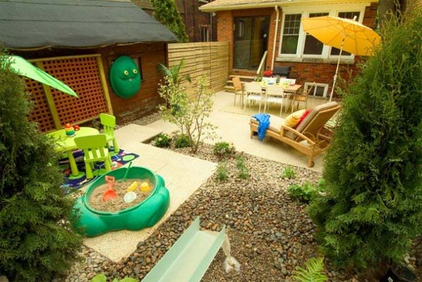 search 23 small backyard ideas how to make them look spacious and