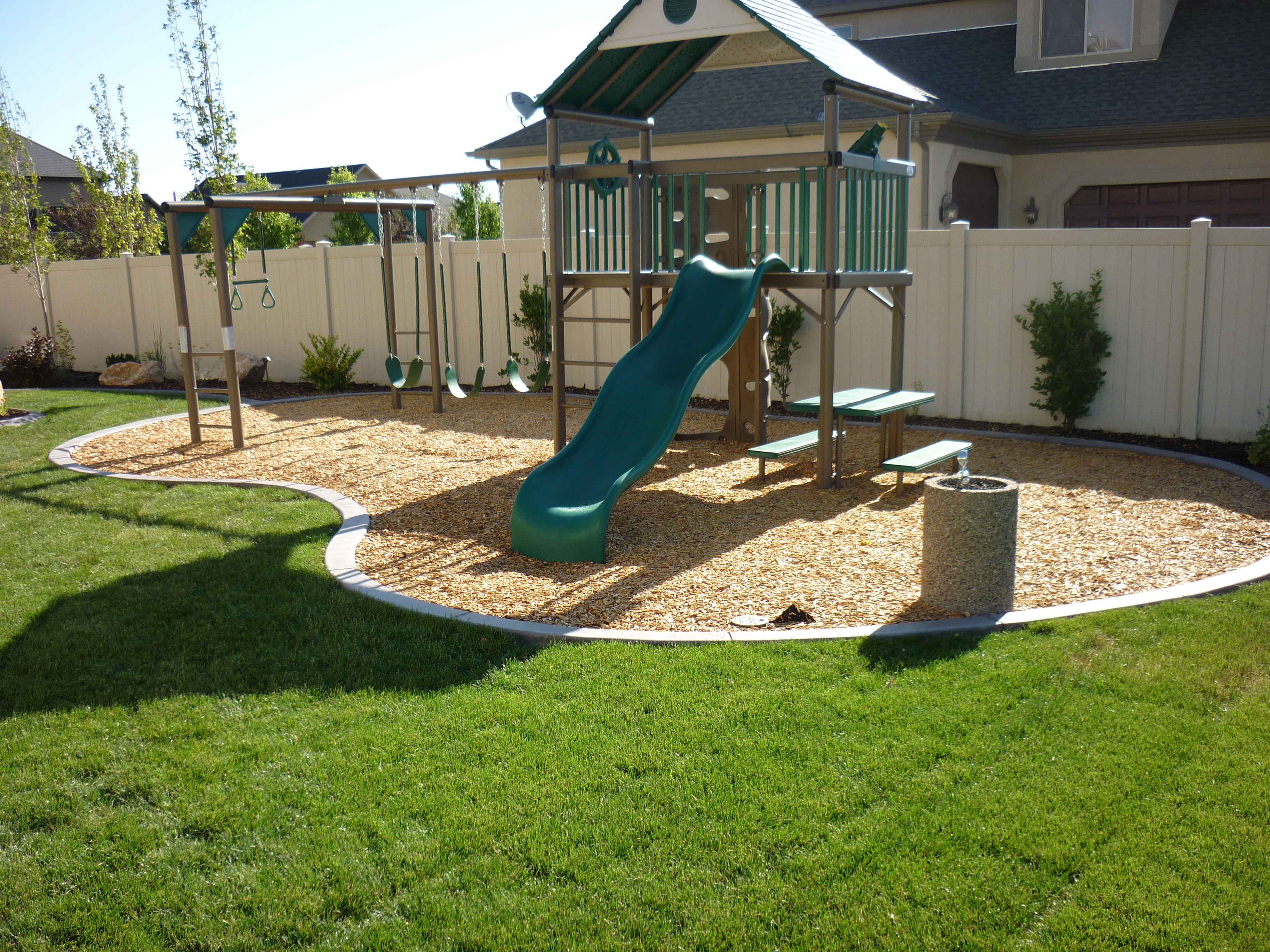 simply utah sports courts play grounds backyards trampolines