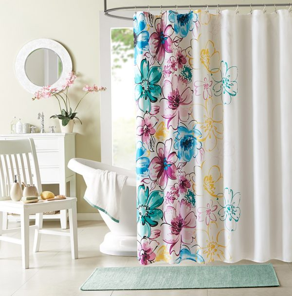76  Shower Curtains Online Deer Online Shower Curtain By Medium