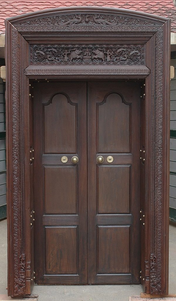 80 Alluring Front Door Designs To Refine Your Home Medium
