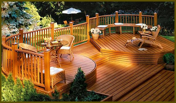 Best 22 Deck Design Ideas To Create A Fabulous Outdoor Living Medium