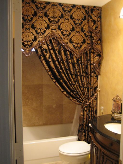 Best 25  Elegant Shower Curtains Ideas On Medium