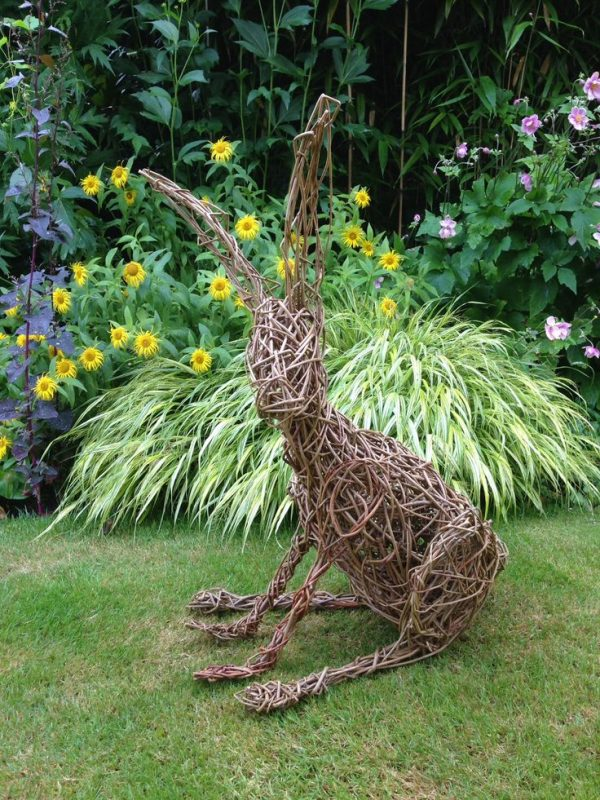 Best 43 Best Willow Sculpture Images On Willow Medium
