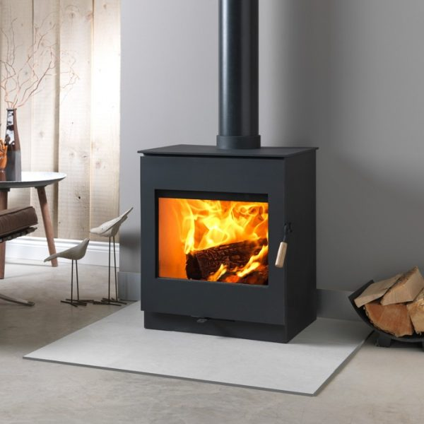 Best Burley Swithland Woodburning Stovecomplete Stoves Medium