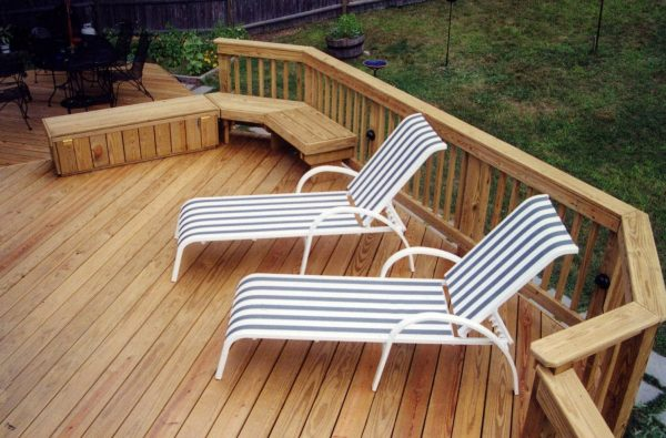 Best Choices For Your Wood Deck  An Introduction  Suburban Medium