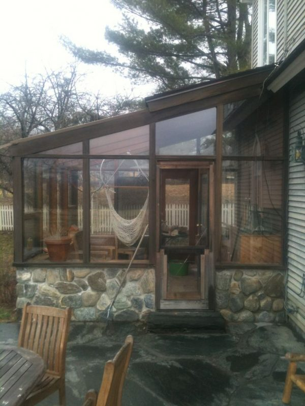 Best Custom Glass Panels For Sunroom By Glassworksvtcom Medium